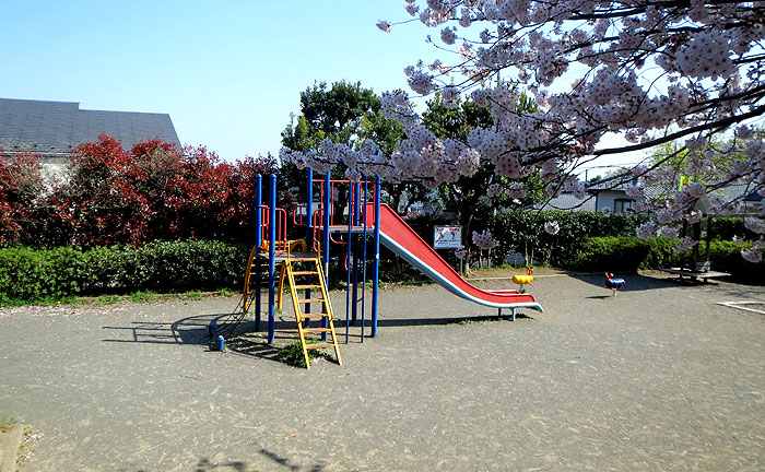 向原弥生公園