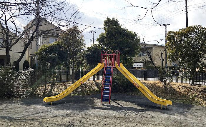 栗木台すげ沢公園