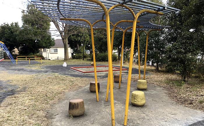 栗木台まみ沢公園