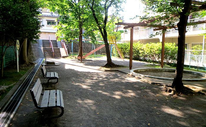 高石石神公園