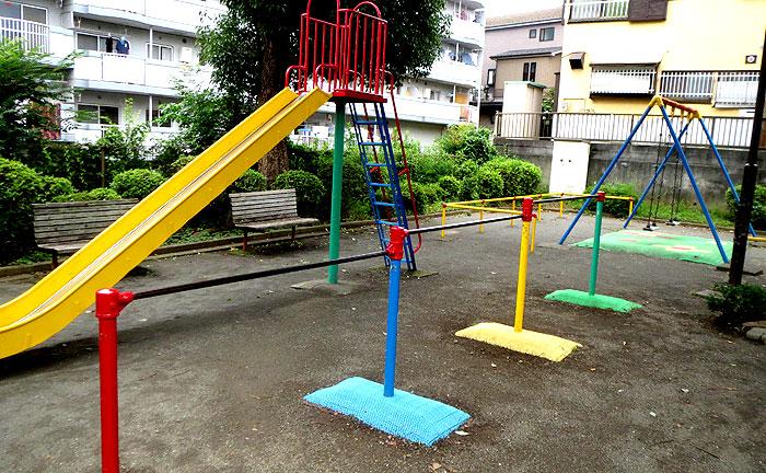 西長沢第2公園