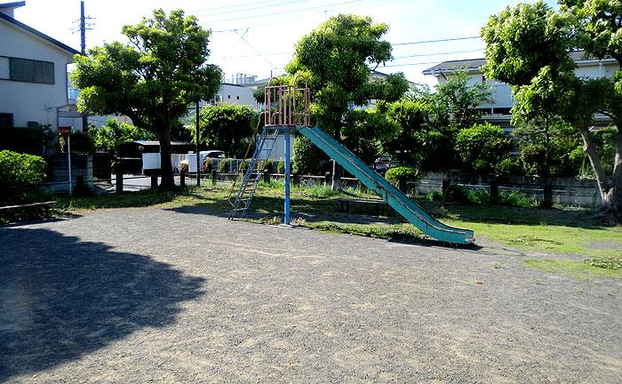 王禅寺北第1公園
