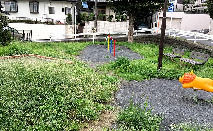 王禅寺西第1公園