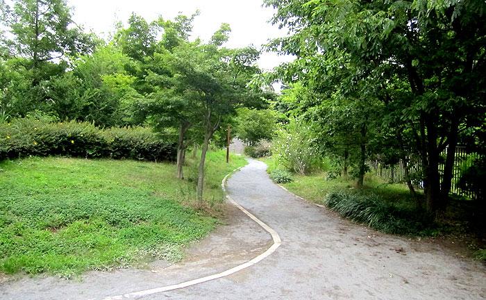 万福寺もりの丘公園