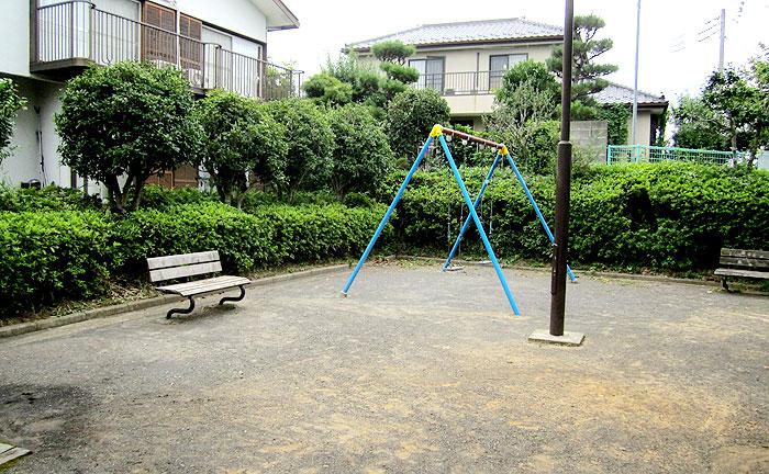 王禅寺なかよし公園