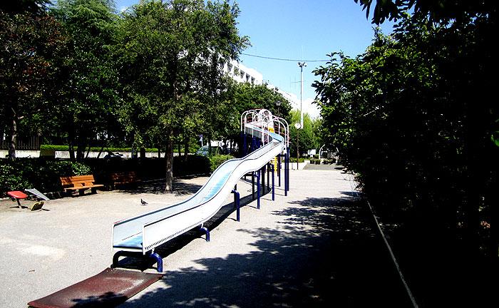 宇喜田川公園