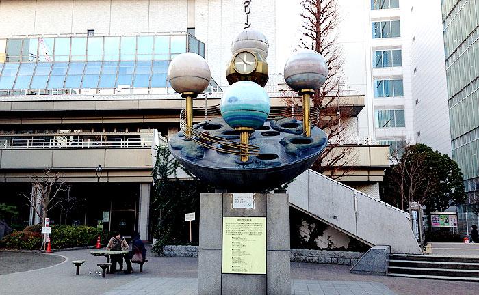 調布駅前公園