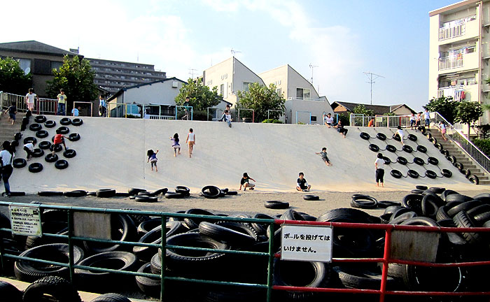 西六郷公園