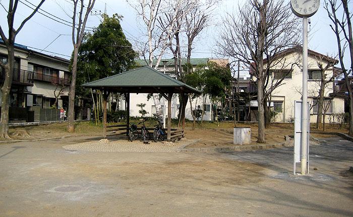 本蓮沼公園