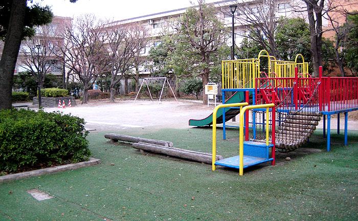 もとまち公園