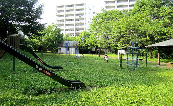 蓮正寺公園