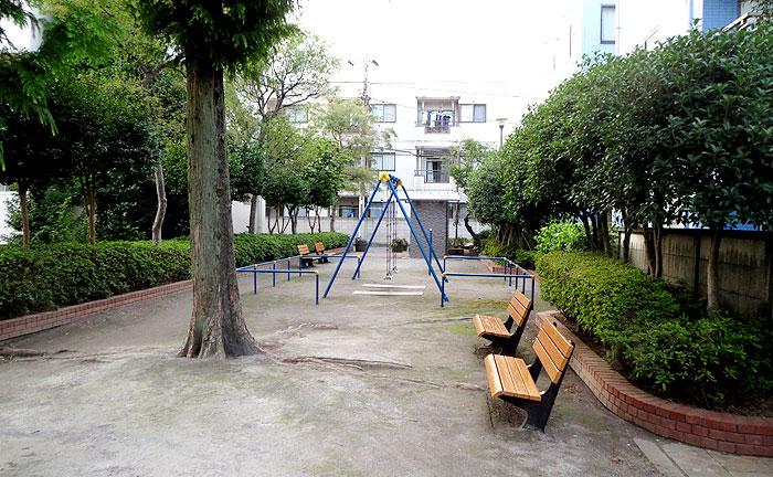 西瑞江四丁目第三児童遊園