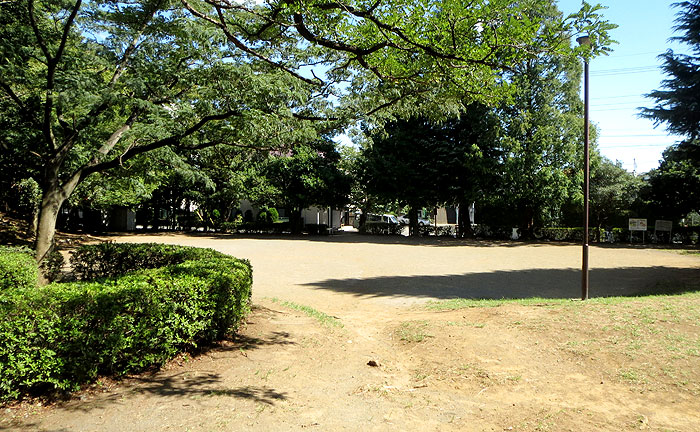 つきみ野1号公園
