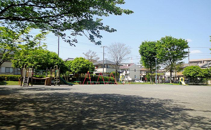 弥生台南公園