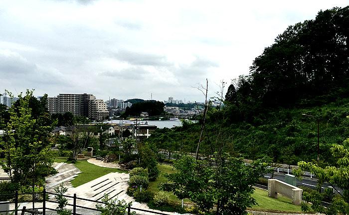 堀之内東山もりみの公園