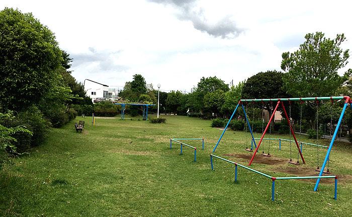 井野外山東公園